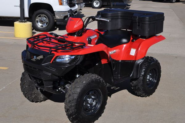 Suzuki 750 KINGQUAD  for Sale $5,500