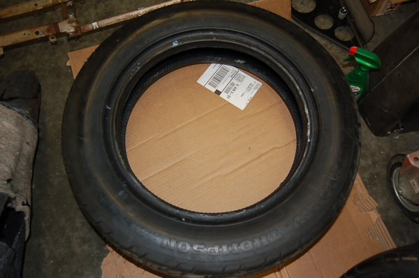 MICKEY THOMPSON SPORTSMAN FRONT TIRES NHRA DRAG RACING  for Sale $1