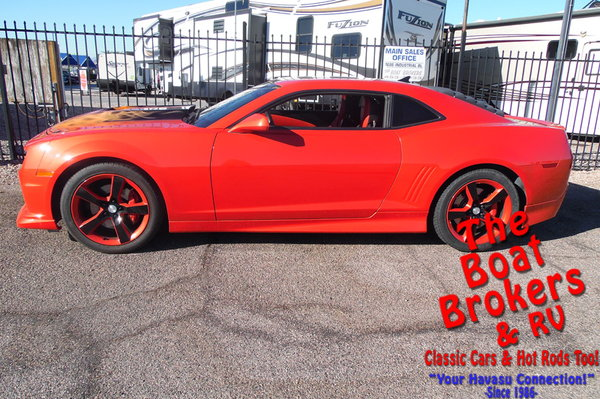 2010  chevy   Camaro S5  for Sale $26,900