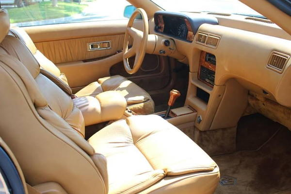 1989 Chrysler TC Turbo 2dr Convertible  for Sale $14,900