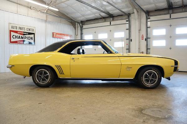 1969 Chevrolet Camaro  for Sale $37,900