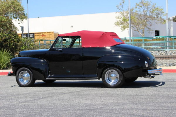 1941 Ford Super Deluxe Convertible  for Sale $34,900
