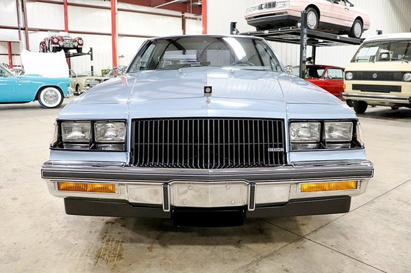 1987 Buick Regal T-Type  for Sale $28,900