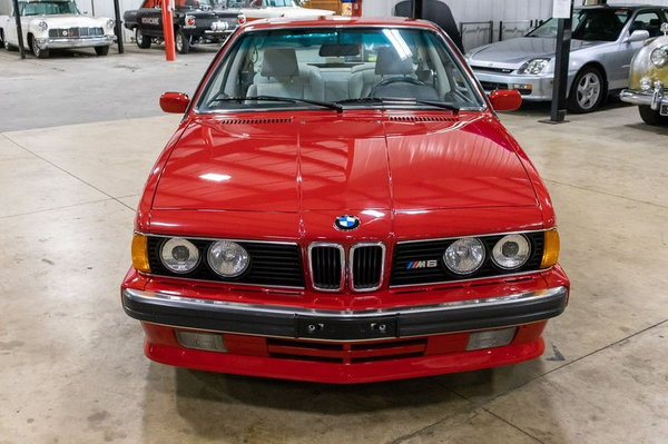 1988 BMW M6  for Sale $46,900