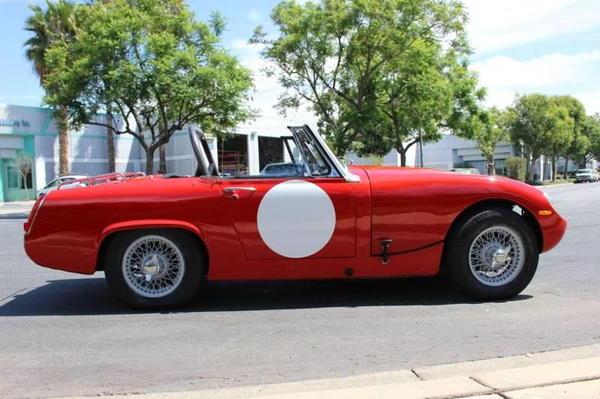 1965 Austin Healey Sprite Mark III  for Sale $12,900