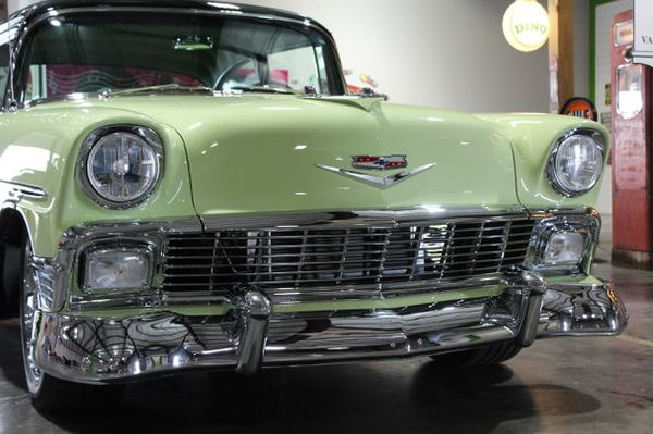 Used 1956 Chevrolet Bel Air for sale  for Sale $70,000