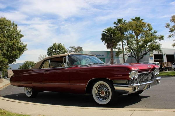 1960 Cadillac Series 62 CUSTOM  for Sale $99,500