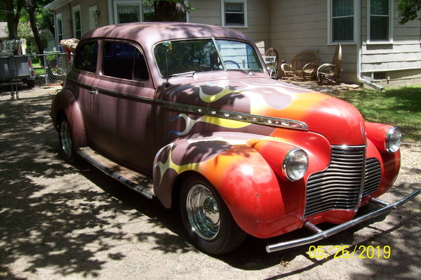 1940 Chevrolet Special Deluxe  for Sale $15,000