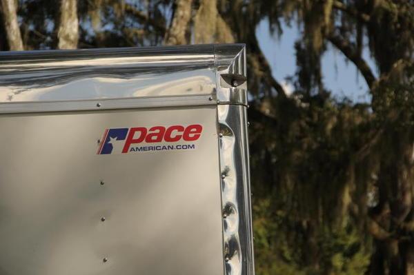8.5x28 Pace American | Race Car Trailer