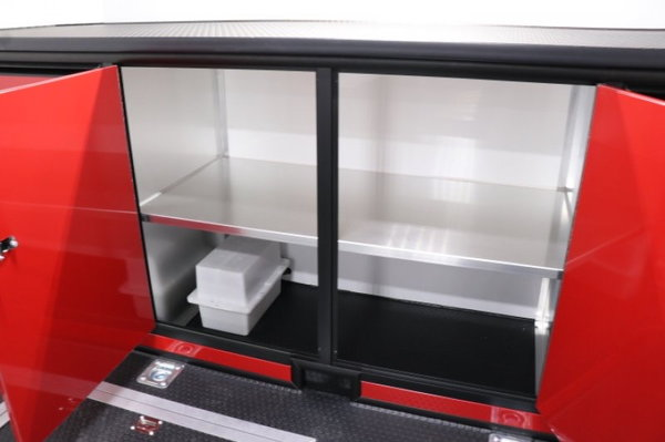 2020 inTech 24 foot iCon Trailer with Rail Ryder Loading Sys