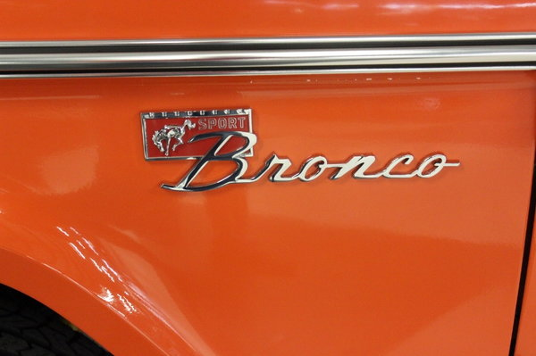 1974 Ford Bronco  for Sale $48,000