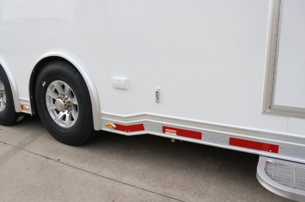 2019 inTech 32' All Aluminum Stacker Trailer  for Sale $72,999