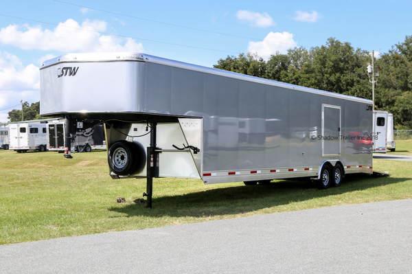2019 STW Enclosed 32' Cargo/Toy