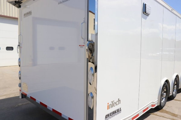 2018 inTech 32' All Aluminum Tag Trailer  for Sale $32,000