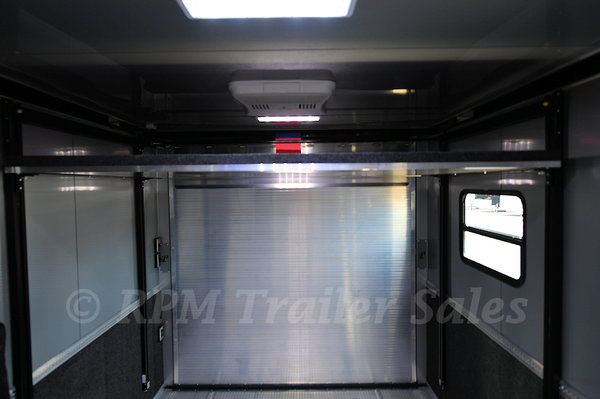 24' Custom inTech Aluminum Trailer