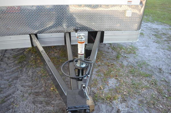 SALE PRICED!!! - 34' Cargo Mate Race Trailer - LOADED OUT