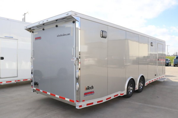 2019 inTech 28' All Aluminum Tag Trailer  for Sale $29,999