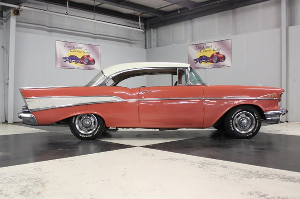 1957 Chevrolet Bel Air  for Sale $25,000