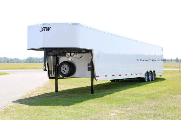 2020 STW Enclosed 40' Cargo/Race Car