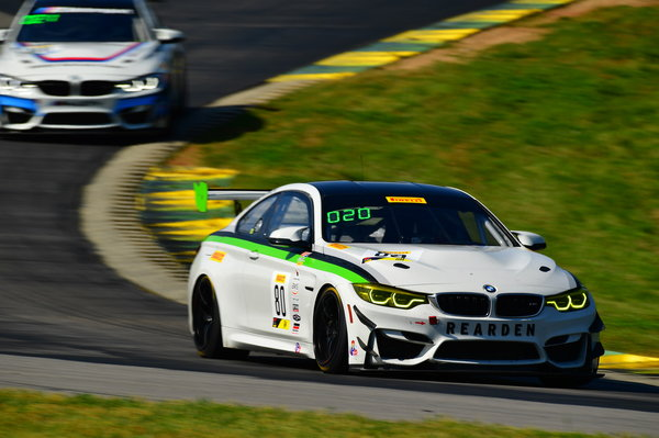 2018 BMW M4 GT4  for Sale $195,000