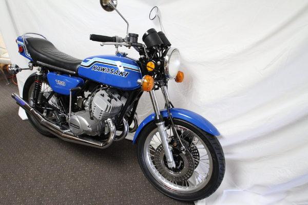 1972 KAWASAKI H2 MACH 750  for Sale $8,000
