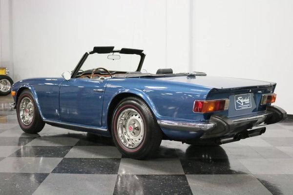 1974 Triumph TR6  for Sale $24,995