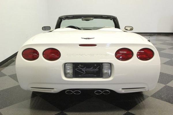 2001 Chevrolet Corvette Convertible  for Sale $19,995
