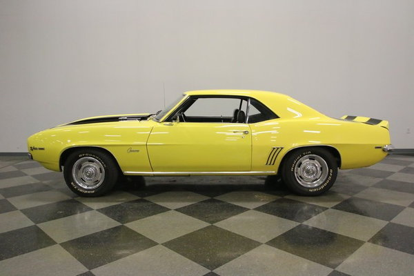 1969 Chevrolet Camaro Z/28  for Sale $55,995