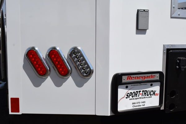 2019 Renegade Sportdeck CS150