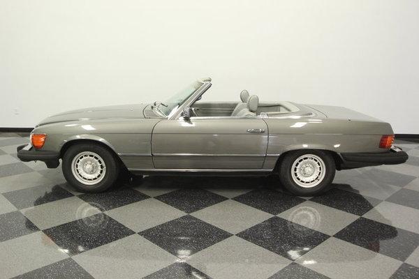 1984 Mercedes-Benz 380SL  for Sale $13,995