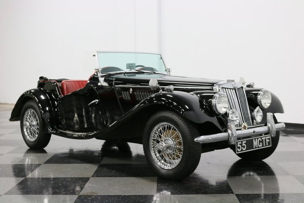 1955 MG TF  for Sale $25,995