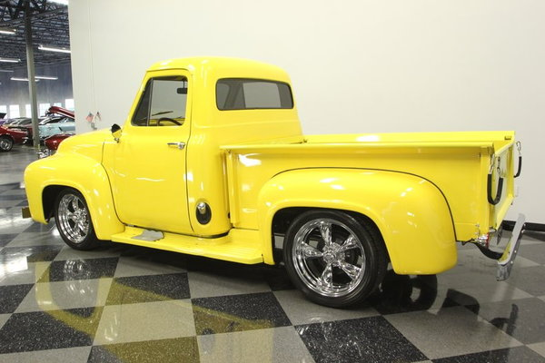 1954 Ford F-100  for Sale $29,995