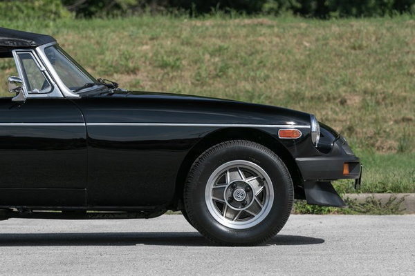 1980 MG MGB Limited Edition  for Sale $17,500
