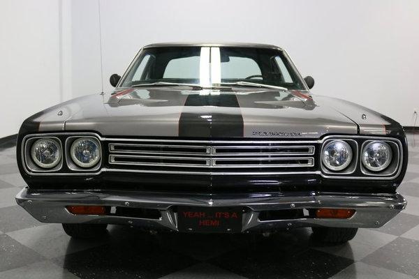 1969 Plymouth Road Runner 528 HEMI  for Sale $81,995