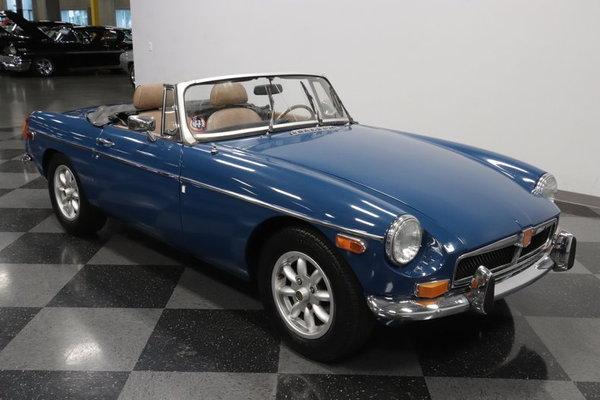 1972 MG MGB  for Sale $11,995