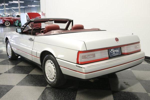 1987 Cadillac Allante  for Sale $13,995