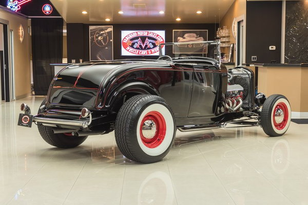 1932 Ford Roadster Street Rod  for Sale $42,900