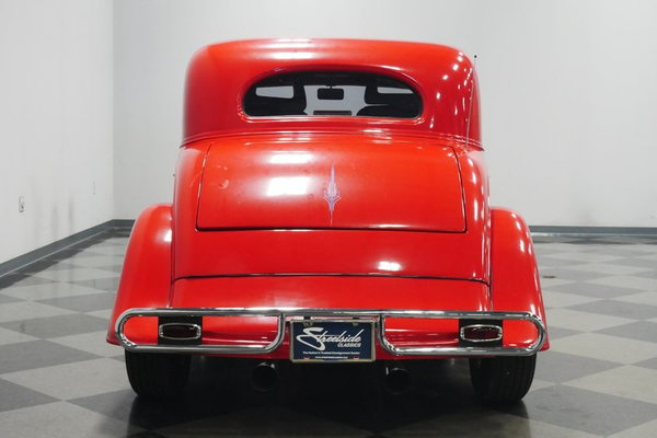 1935 Chevrolet 3 Window Coupe  for Sale $52,995