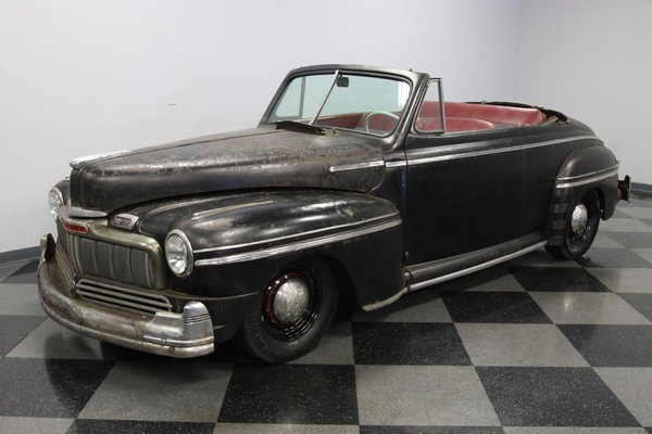1947 Mercury Eight Convertible  for Sale $22,995