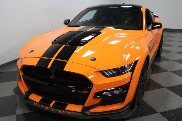 2020 Ford Mustang Shelby GT500  for Sale $99,995