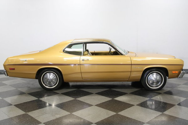1973 Plymouth Duster Gold Duster  for Sale $17,995