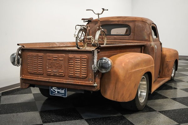 1946 Ford Pickup Streetrod Patina  for Sale $47,995