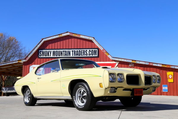 Used Cars Maryville Tn >> 1970 Pontiac GTO THE JUDGE for Sale in Maryville, TN | Collector Car Nation Classifieds