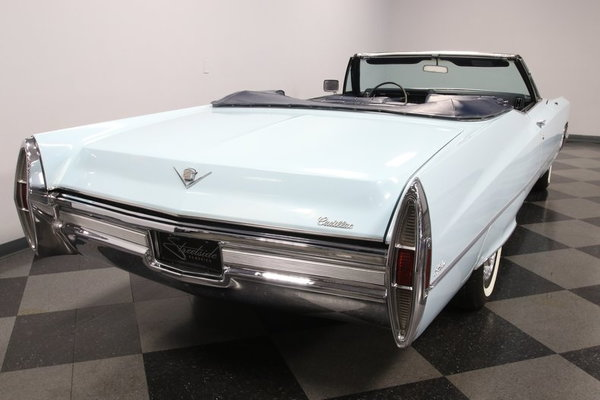 1968 Cadillac DeVille Convertible  for Sale $19,995