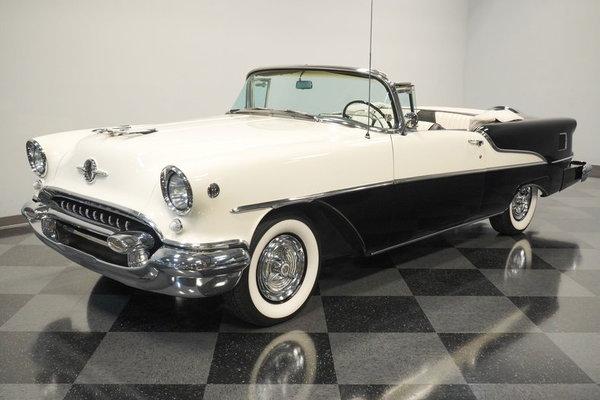 1955 Oldsmobile Super 88 Convertible  for Sale $93,995