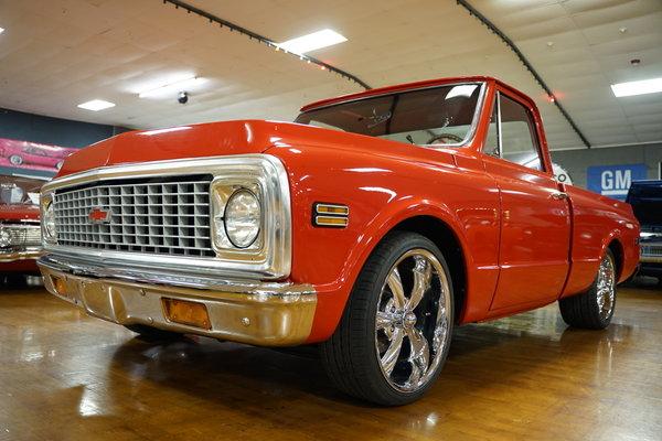 1971 Chevrolet Pickup  for Sale $25,900