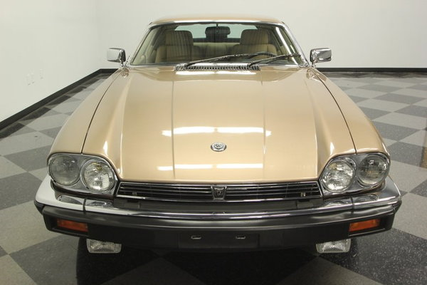 1989 Jaguar XJS V12  for Sale $11,995