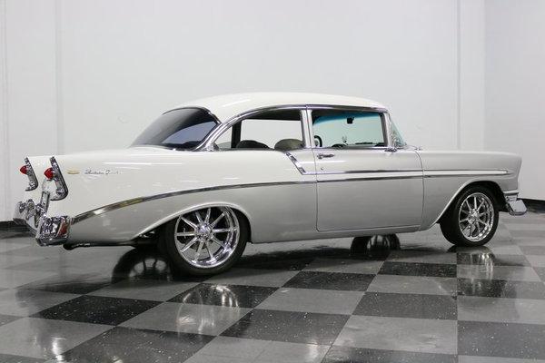 1956 Chevrolet Bel Air Resto-Mod  for Sale $99,995