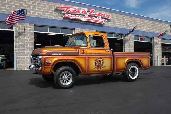 1957 Ford F100  for Sale $29,995