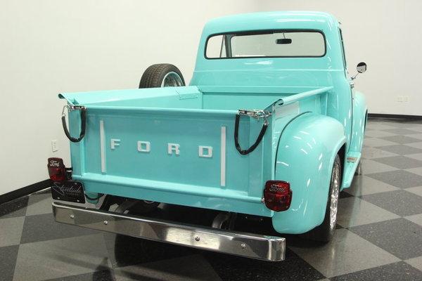 1955 Ford F-1 Restomod  for Sale $49,995